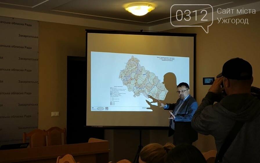 Новий варіант адміністративного поділу Закарпаття: мінімум районів з мінімумом повноважень (ФОТО), фото-4