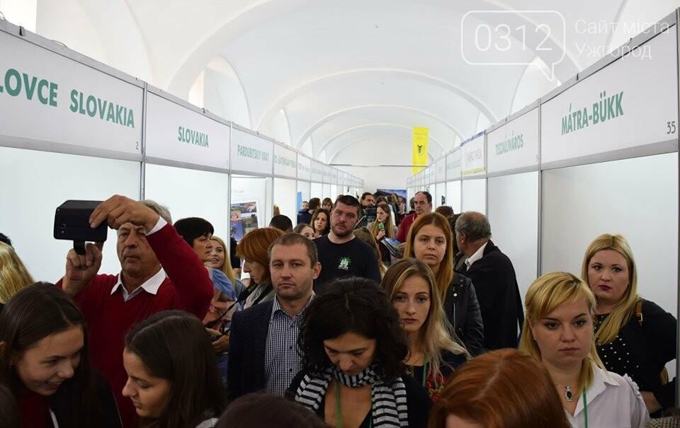 «Тур'ЄвроЦентр» в Ужгороді – масштабний майданчик для діалогу у сфері туризму (ФОТОРЕПОРТАЖ), фото-8