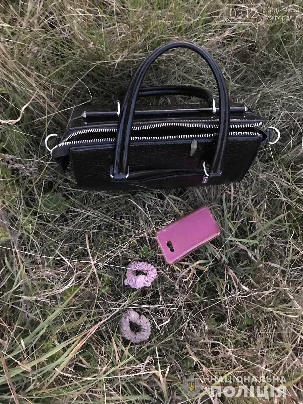 Неповнолітній закарпатець вирвав з рук 47-річної жінки сумку та втік (ФОТО), фото-2