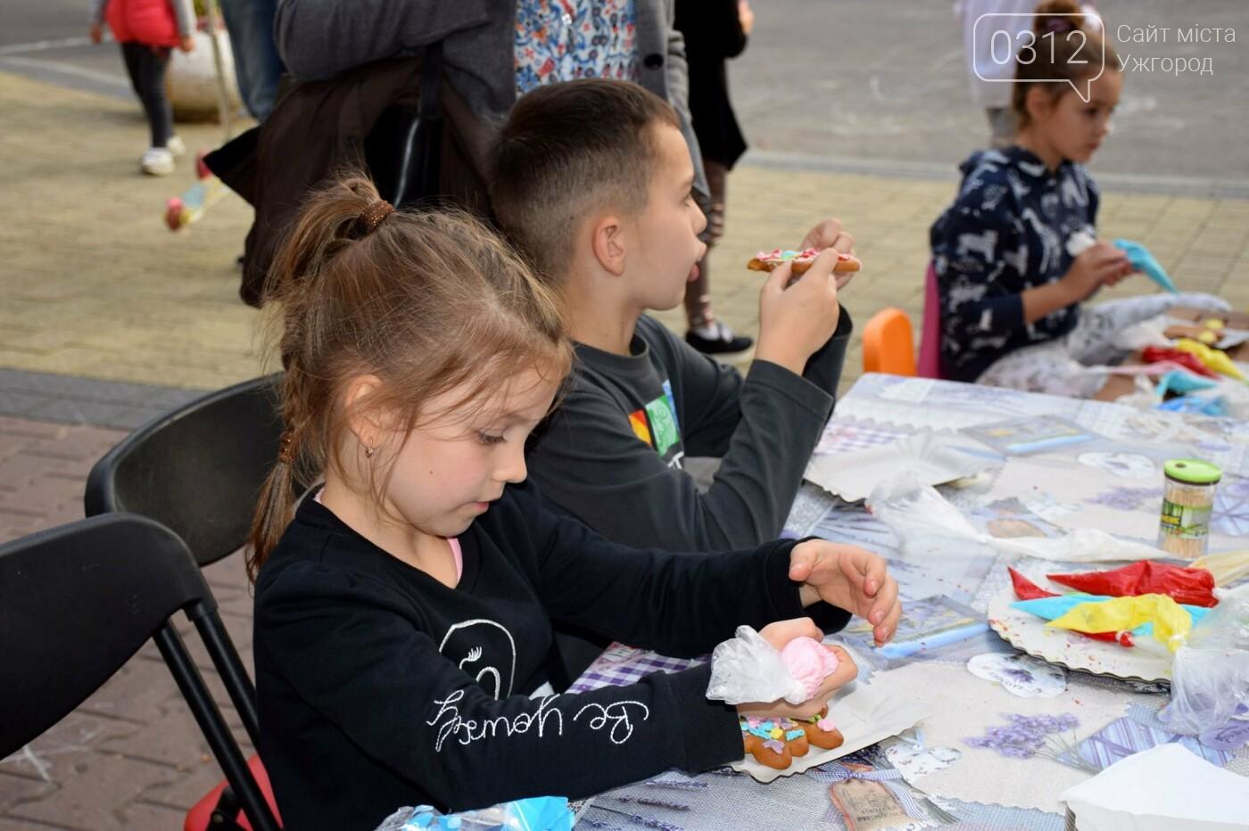 «Бабине літо» в Ужгороді: смачно і по-дитячому весело (ФОТОРЕПОРТАЖ), фото-1