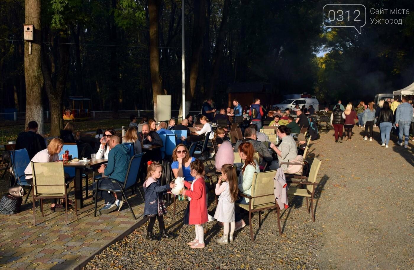 «Бабине літо» в Ужгороді: смачно і по-дитячому весело (ФОТОРЕПОРТАЖ), фото-13
