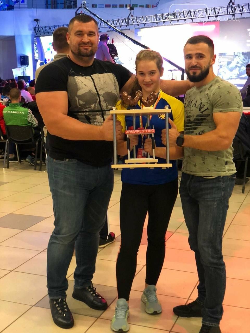 14-річна закарпатка стала Чемпіонкою світу з армрестлінгу (ФОТО) , фото-2