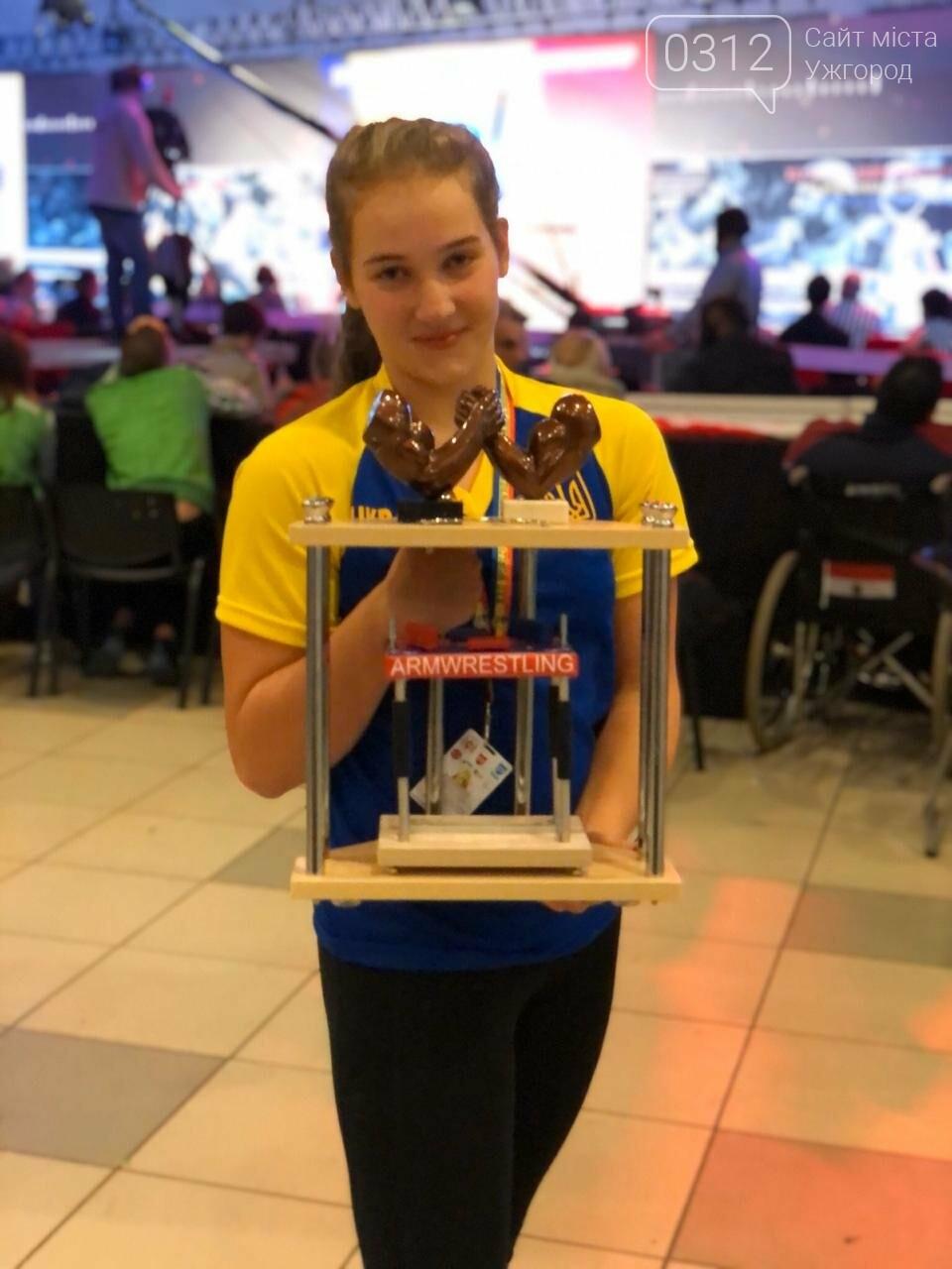14-річна закарпатка стала Чемпіонкою світу з армрестлінгу (ФОТО) , фото-5