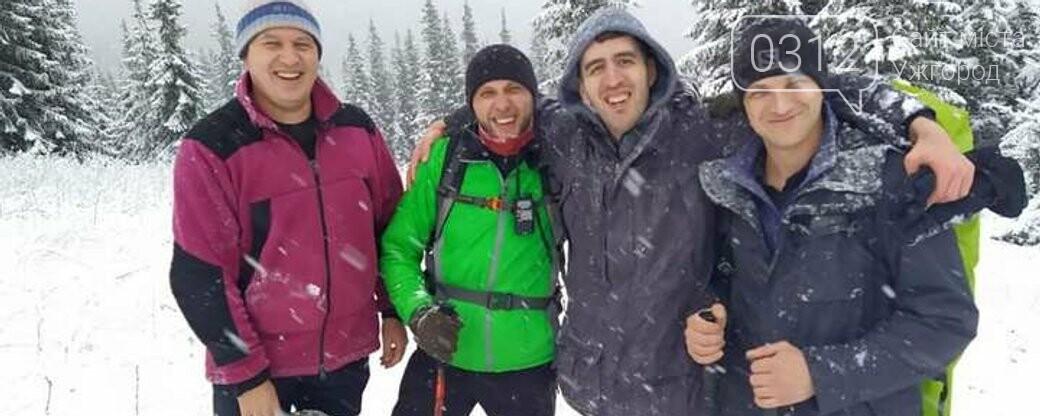 Рятувальники допомогли американцю, який заблукав при підйомі на Говерлу (ФОТО), фото-1