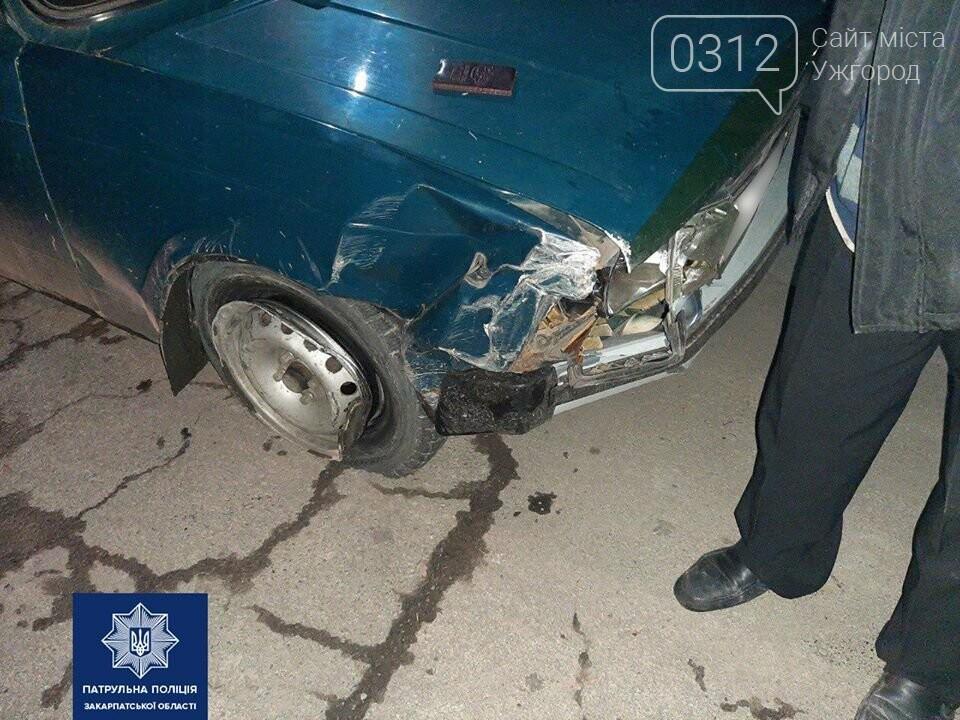 У Мукачеві знайшли водія, який в'їхав в огорожу та зник. Чоловік сів за кермо п'яним (ФОТО), фото-3