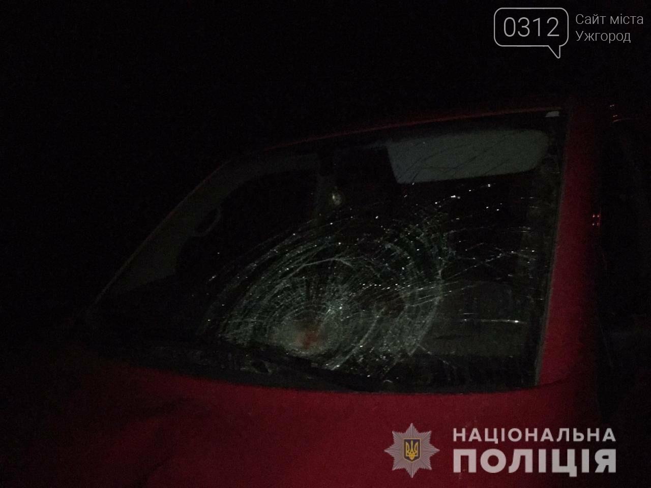 На Закарпатті водій автомобіля «Volkswagen»  насмерть збив пішохода  (ФОТО), фото-2