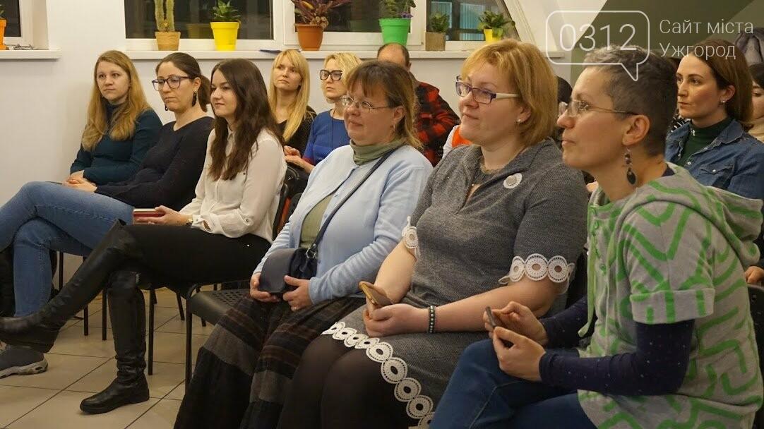 MomTalks в Ужгороді: материнство – це не тільки про дітей (ФОТО), фото-1