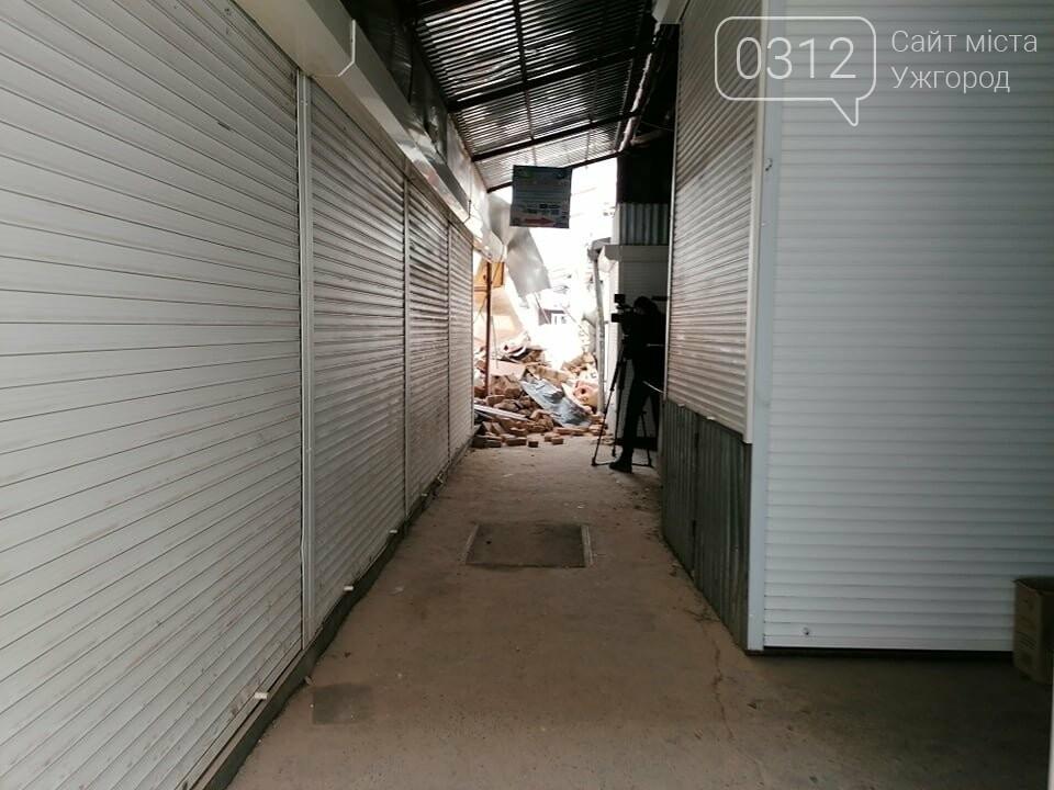 Протест у Виноградові: підприємці вимагають відмінити роботи на зруйнованій будівлі кінотеатру (ФОТО), фото-6