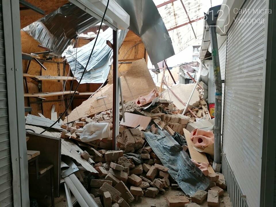 Протест у Виноградові: підприємці вимагають відмінити роботи на зруйнованій будівлі кінотеатру (ФОТО), фото-4