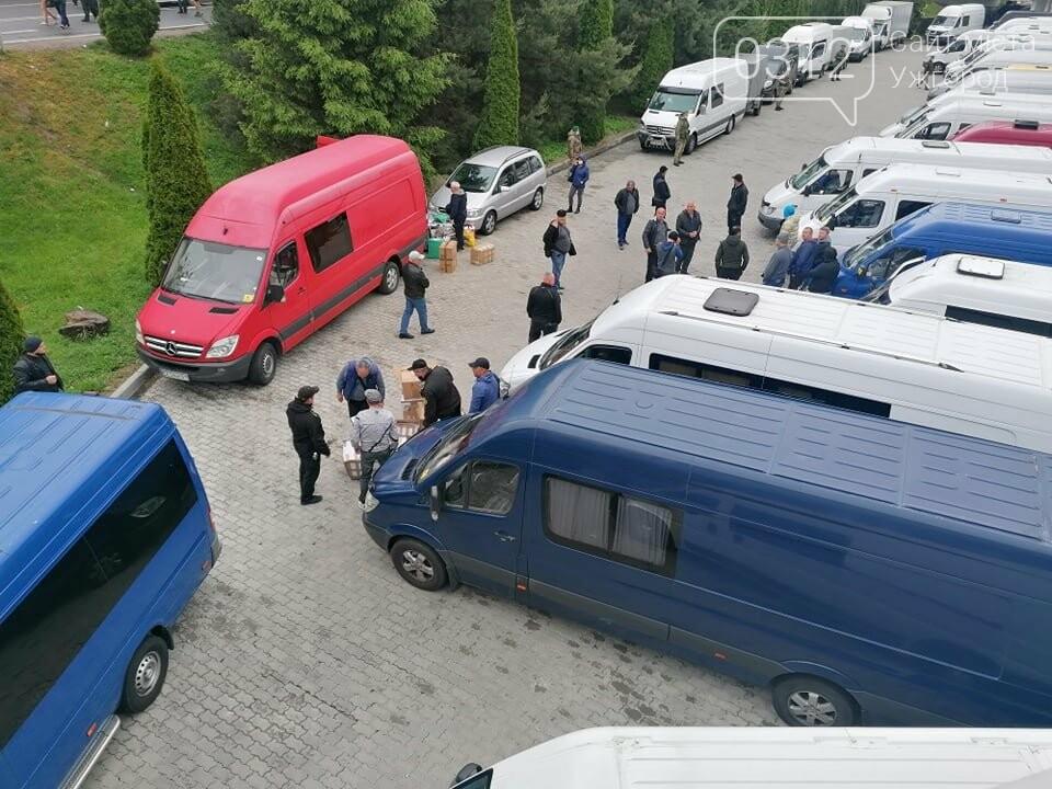Водії, які блокували КПП «Тиса», залишились незадоволеними вартістю розмитнення (ФОТО), фото-2
