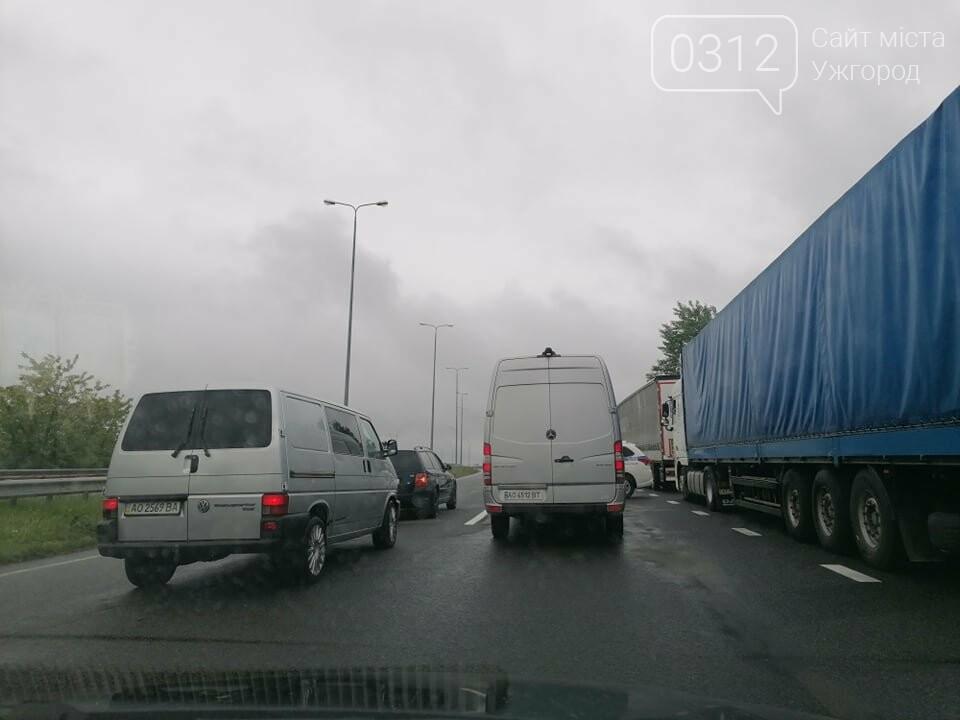 Водії, які блокували КПП «Тиса», залишились незадоволеними вартістю розмитнення (ФОТО), фото-5