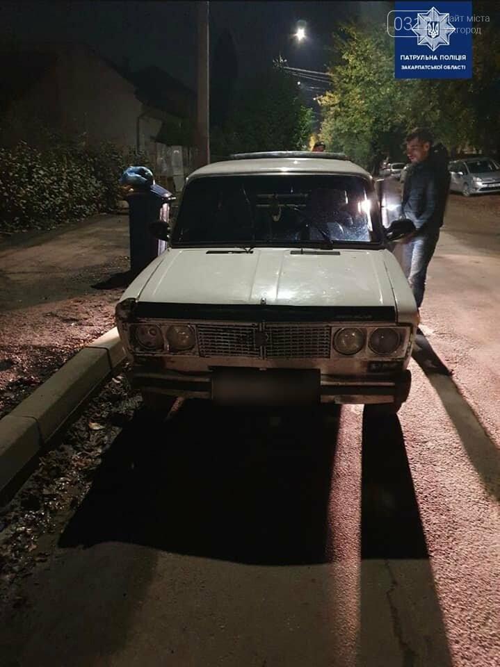 На Закарпатті патрульні спіймали трьох п'яних водів (ФОТО), фото-3
