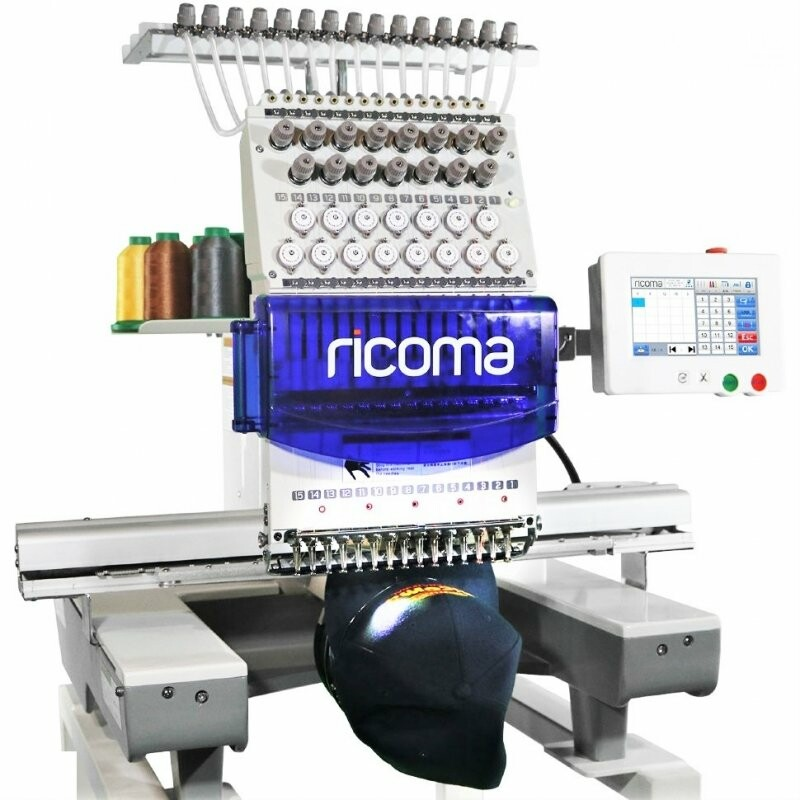 Нитки для машинної вишивки: види та особливості використання, фото-1