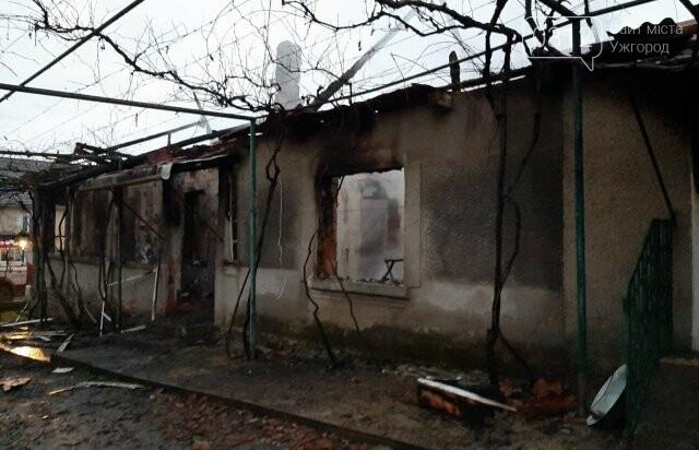 На Закарпатті за добу у пожежах загинуло дві людини (ФОТО), фото-1