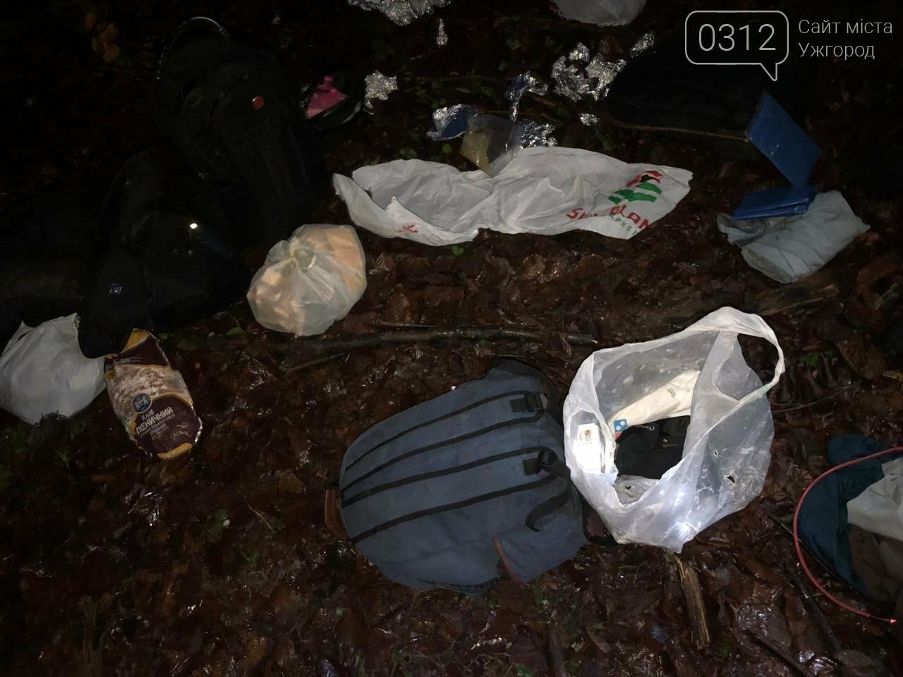 Закарпатські прикордонники затримали групу нелегалів, фото-2
