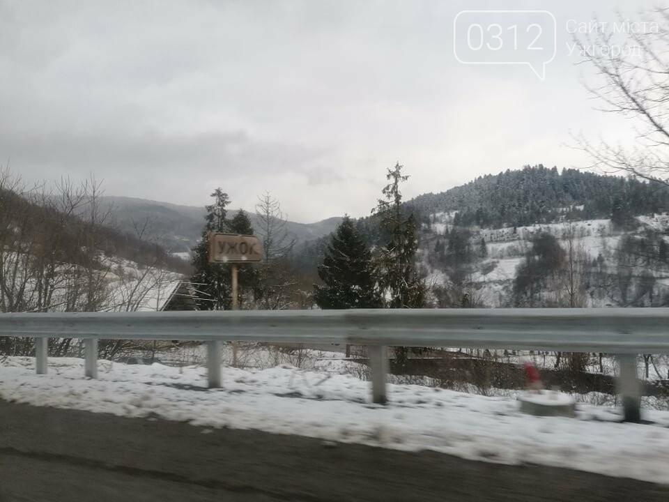 Західну частину Закарпаття замело снігом (ФОТОРЕПОРТАЖ), фото-3