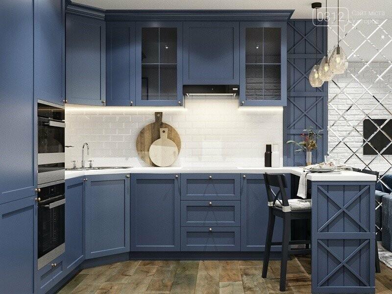 Кухні до стелі: сучасні, практичні та місткі, фото-3