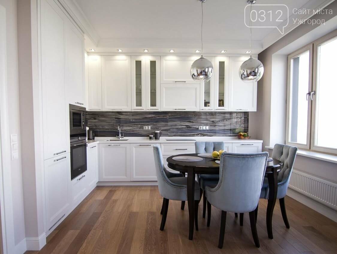 Кухні до стелі: сучасні, практичні та місткі, фото-1
