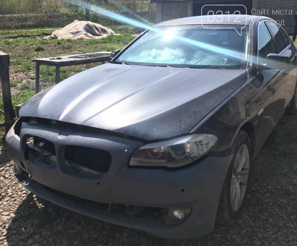 22-річний закарпатець викрав автомобіль з СТО (ФОТО), фото-1