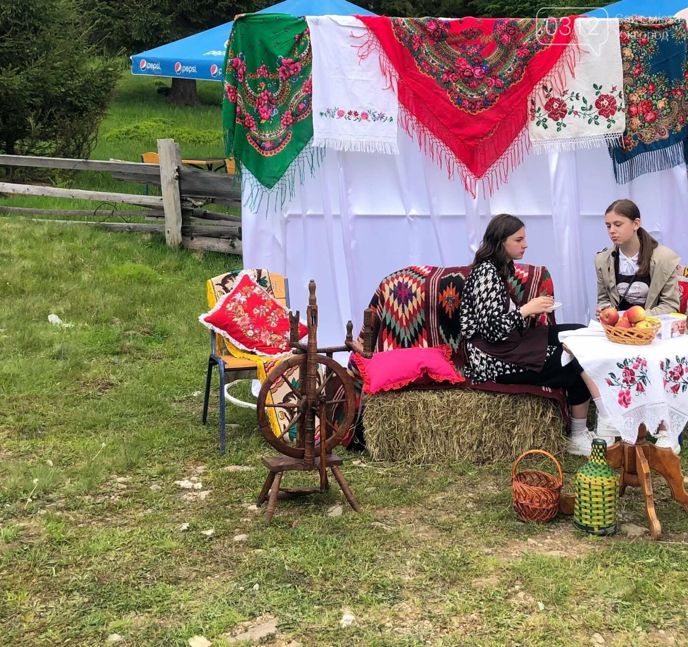 Добра традиція: на Міжгірщині урочисто провели отари на полонину (ФОТО, ВІДЕО), фото-2