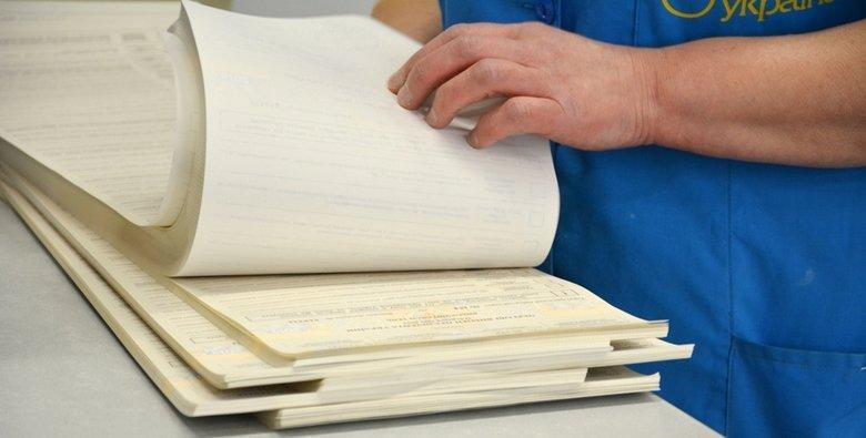 Через зняття кандидатів-двійників з виборів до Верховної Ради, бюлетені для 68 округу довелось передруковувати