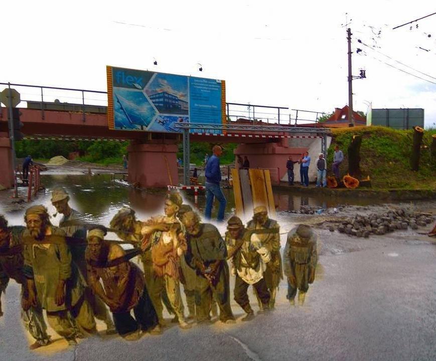 Закупити памперси під переїзд, або як гумористи жартують над затопленим Ужгородом, фото-2