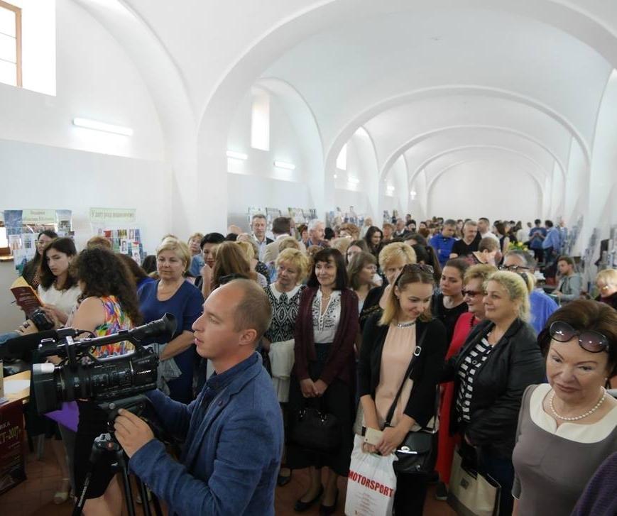 Ужгород у рамках фестивалю зібрав найкращих письменників України, фото-3