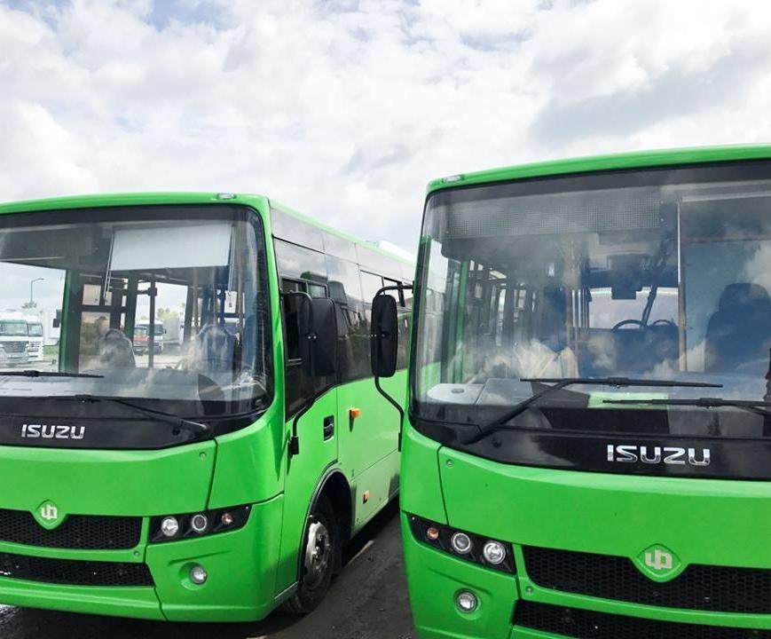 З серпня в Мукачеві курсуватимуть сучасні нові автобуси, фото-4