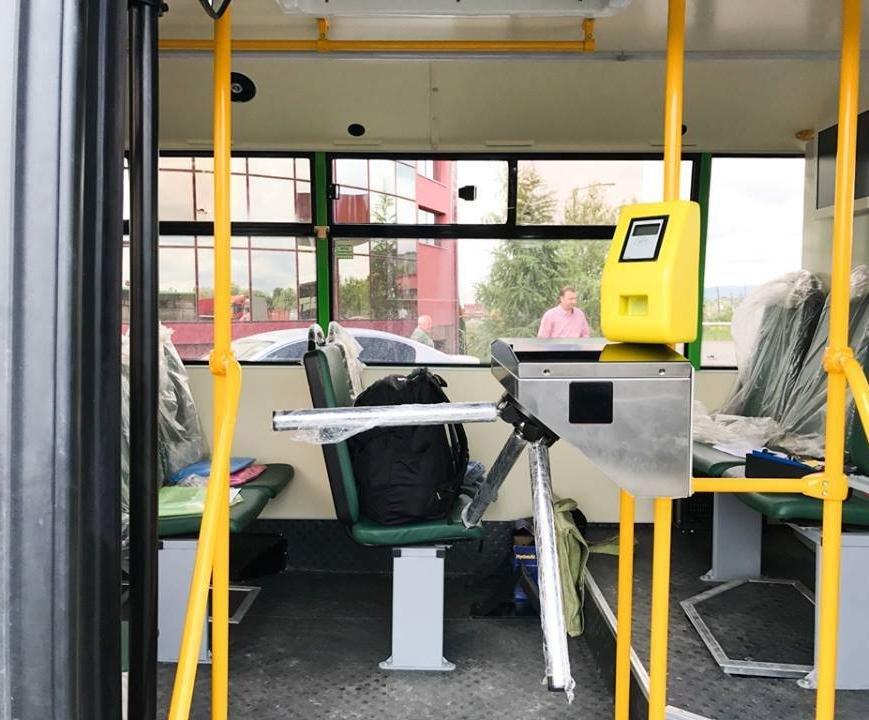 З серпня в Мукачеві курсуватимуть сучасні нові автобуси, фото-5