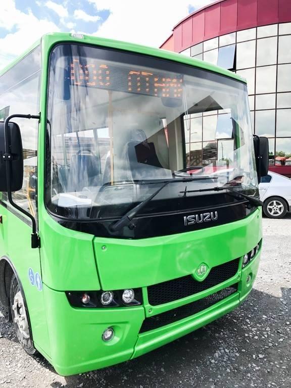 З серпня в Мукачеві курсуватимуть сучасні нові автобуси, фото-1