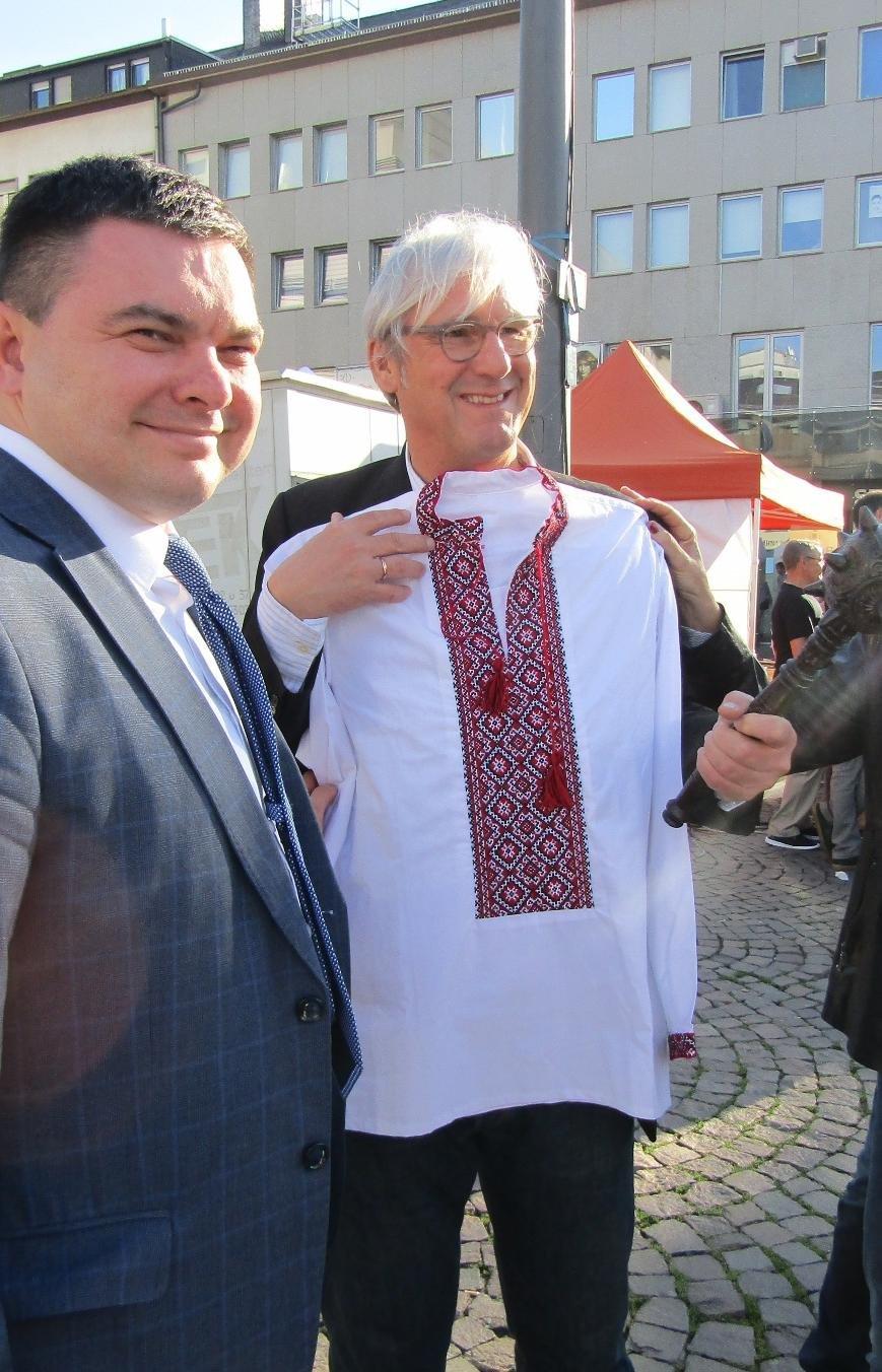 Як проходять вихідні у місті-побратимі Ужгорода Дармштадті: фото, фото-2