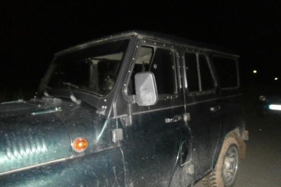 На Берегівщині затримали браконьєрів з тушею вбитого оленя: фото, фото-2