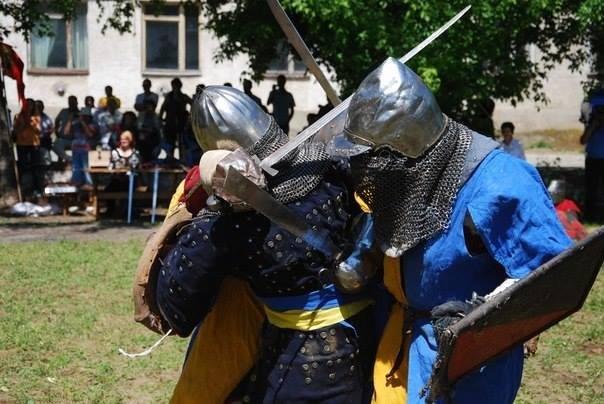 Сто лицарів і принцеса: у Чинадієві пройшов фестиваль «Срібний Татош» (ФОТО), фото-2