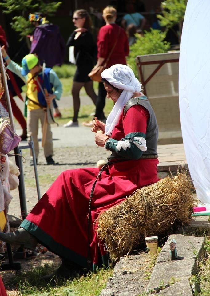 Сто лицарів і принцеса: у Чинадієві пройшов фестиваль «Срібний Татош» (ФОТО), фото-7