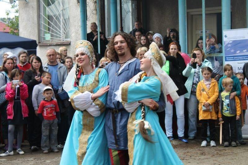 Сто лицарів і принцеса: у Чинадієві пройшов фестиваль «Срібний Татош» (ФОТО), фото-5