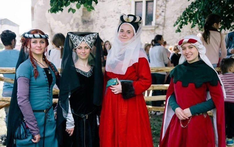 Сто лицарів і принцеса: у Чинадієві пройшов фестиваль «Срібний Татош» (ФОТО), фото-4