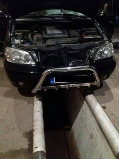 Як угорка втратила на кордоні автомобіль через контрабандні цигарки: фото, фото-5