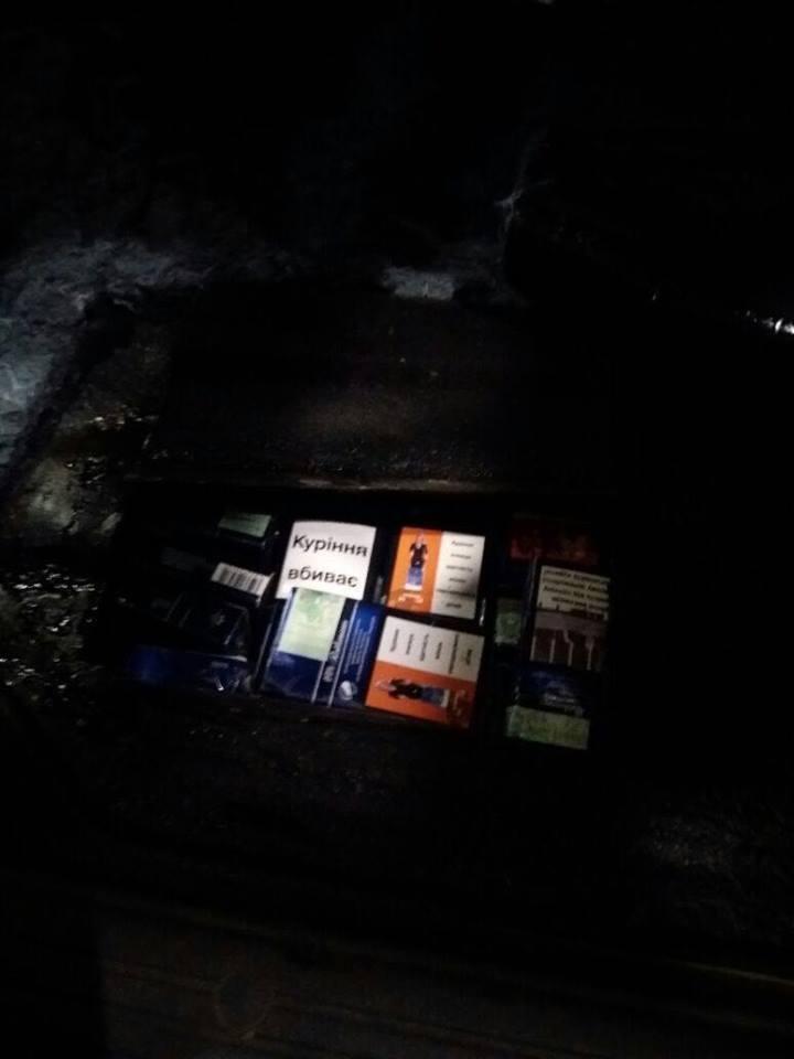Як угорка втратила на кордоні автомобіль через контрабандні цигарки: фото, фото-2