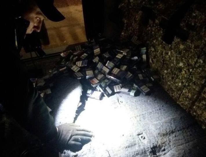 Як угорка втратила на кордоні автомобіль через контрабандні цигарки: фото, фото-1