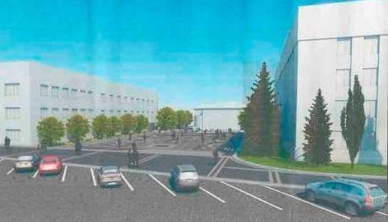Як виглядатимуть нові тротуари Поштової площі за 1,5 мільйони гривень: проект, фото-2