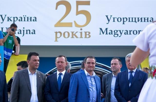 Найяскравіші моменти матчу збірних ветеранів України та Угорщини в Ужгороді: фоторепортаж, фото-2