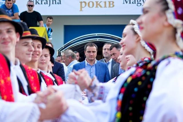 Найяскравіші моменти матчу збірних ветеранів України та Угорщини в Ужгороді: фоторепортаж, фото-3