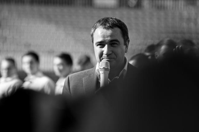 Найяскравіші моменти матчу збірних ветеранів України та Угорщини в Ужгороді: фоторепортаж, фото-19