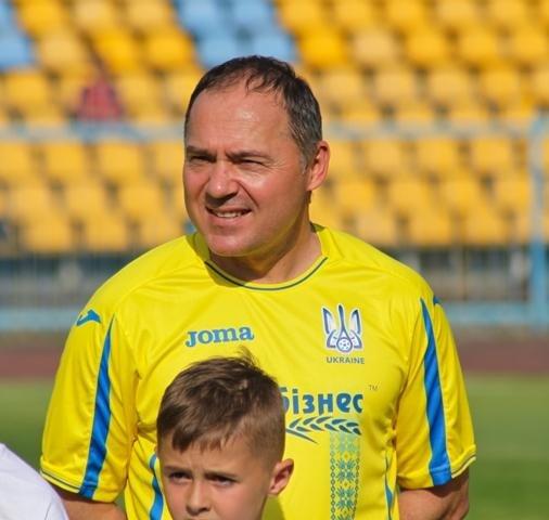 Найяскравіші моменти матчу збірних ветеранів України та Угорщини в Ужгороді: фоторепортаж, фото-22