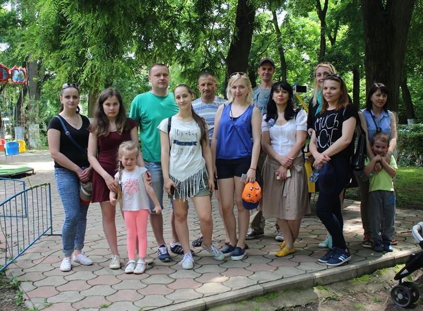 Ужгород почав святкувати День захисту дітей: фото, фото-2
