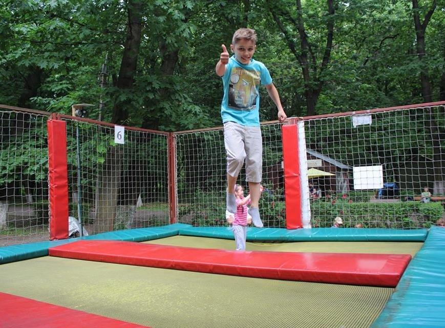 Ужгород почав святкувати День захисту дітей: фото, фото-9
