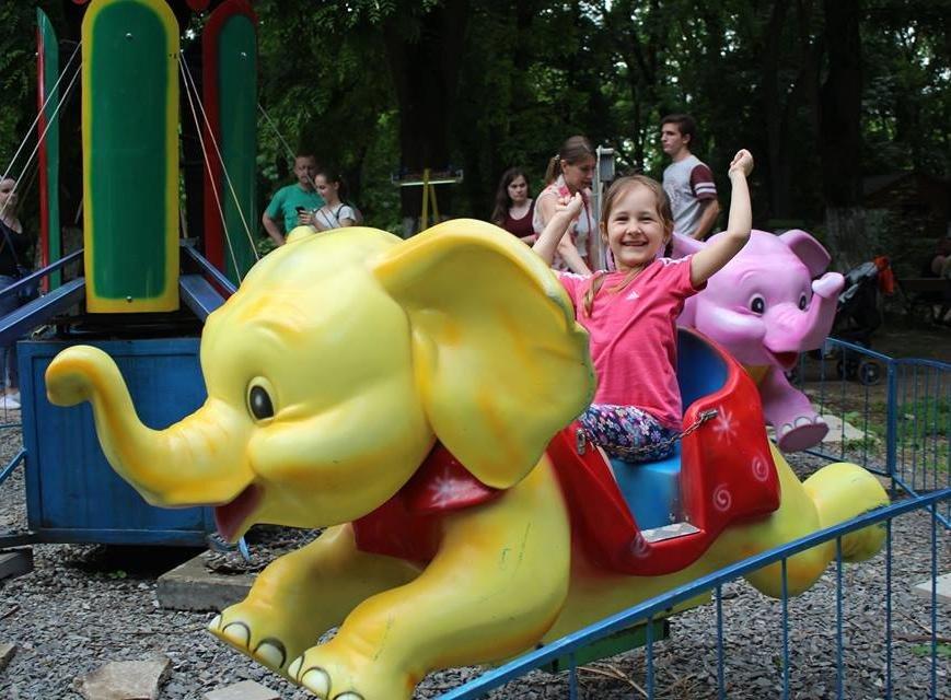 Ужгород почав святкувати День захисту дітей: фото, фото-1