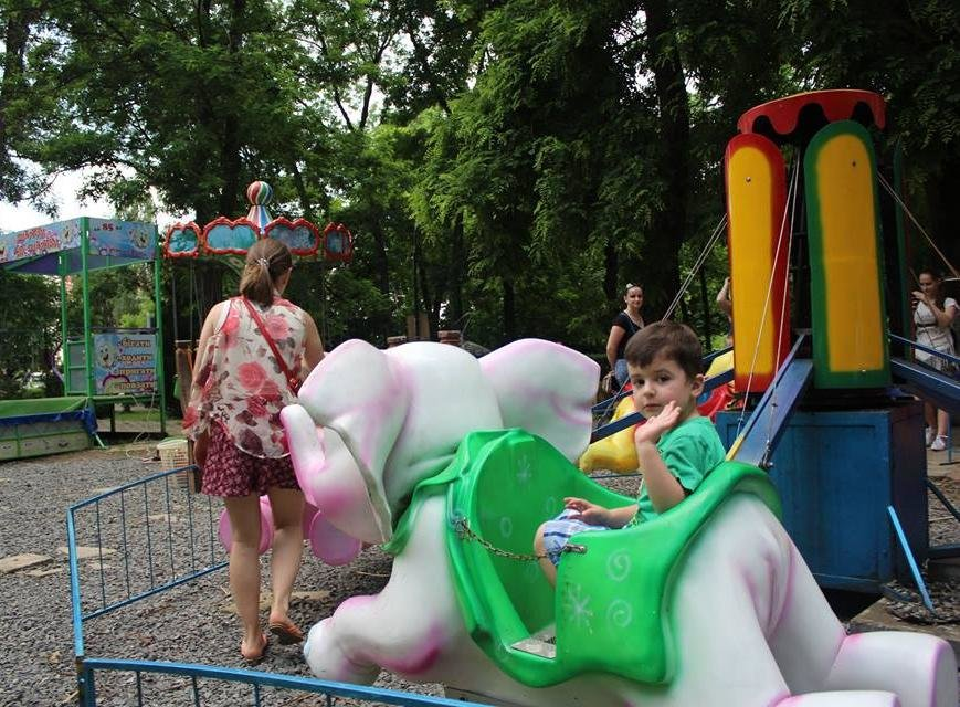 Ужгород почав святкувати День захисту дітей: фото, фото-3