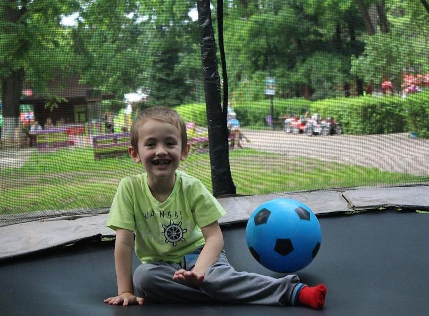 Ужгород почав святкувати День захисту дітей: фото, фото-8