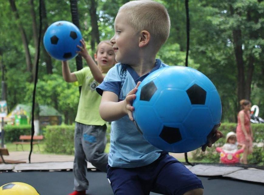 Ужгород почав святкувати День захисту дітей: фото, фото-7